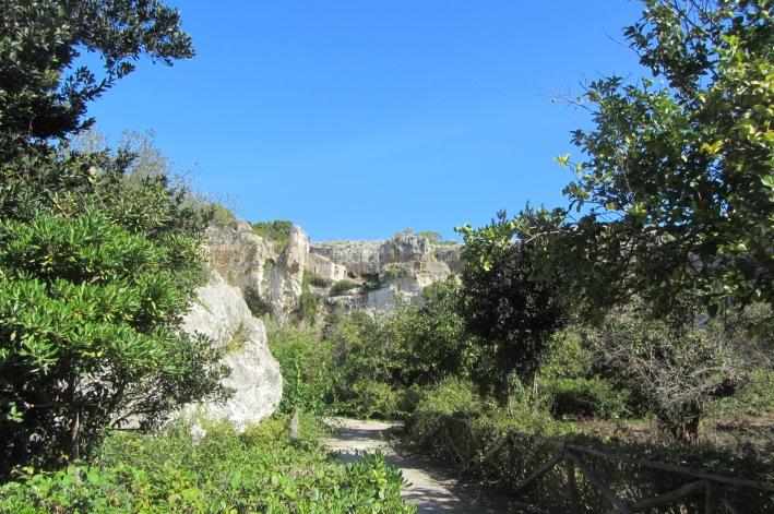 Parco archeologico sella Neapolis
