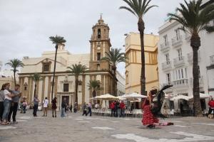 Flamenco a Cadice