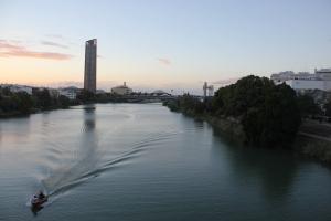 Siviglia. Rio Guadalquivir
