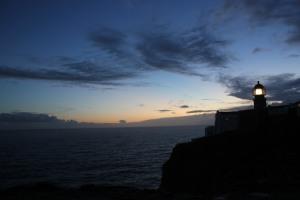 Cabo de Sao Vicente. Fine del mondo.